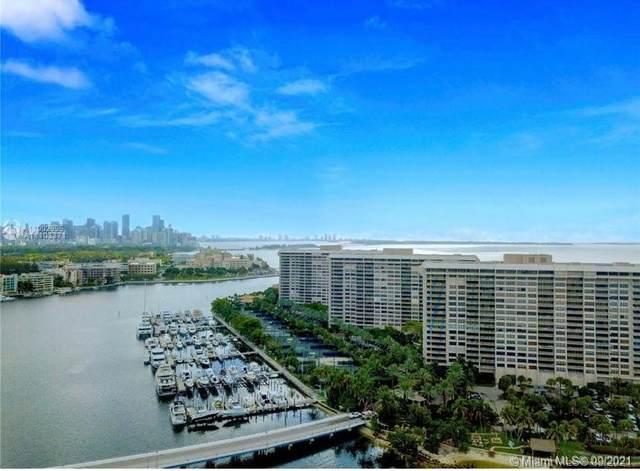 1 Grove Isle Dr A505, Miami, FL 33133 (MLS #A11103371) :: The Riley Smith Group