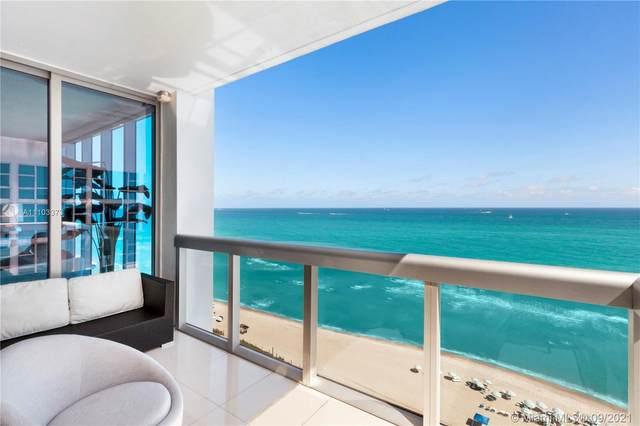 6899 Collins Ave #1508, Miami Beach, FL 33141 (MLS #A11103373) :: Jo-Ann Forster Team