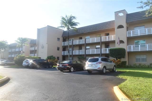 9310 Sunrise Lakes Blvd #306, Sunrise, FL 33322 (MLS #A11103386) :: Jo-Ann Forster Team