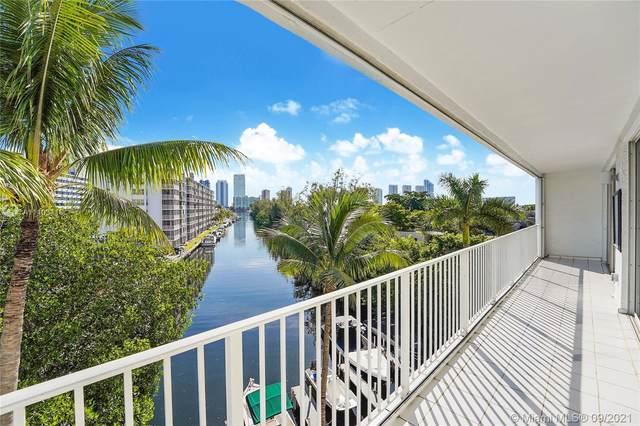 16531 NE 35th Ave 402-11(4Th Floo, North Miami Beach, FL 33160 (MLS #A11103416) :: The Rose Harris Group