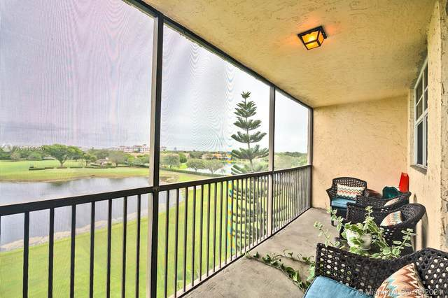 3300 W Rolling Hills Cir #505, Davie, FL 33328 (MLS #A11103420) :: Green Realty Properties