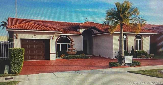 8863 NW 142nd Ln, Miami Lakes, FL 33018 (MLS #A11103421) :: Castelli Real Estate Services