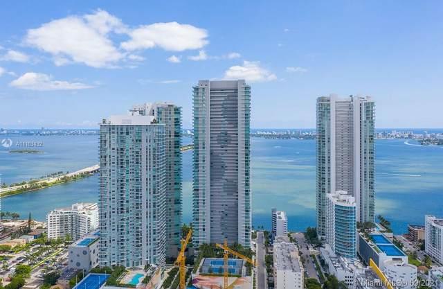 480 NE 31st St 3802-3803, Miami, FL 33137 (MLS #A11103432) :: ONE   Sotheby's International Realty