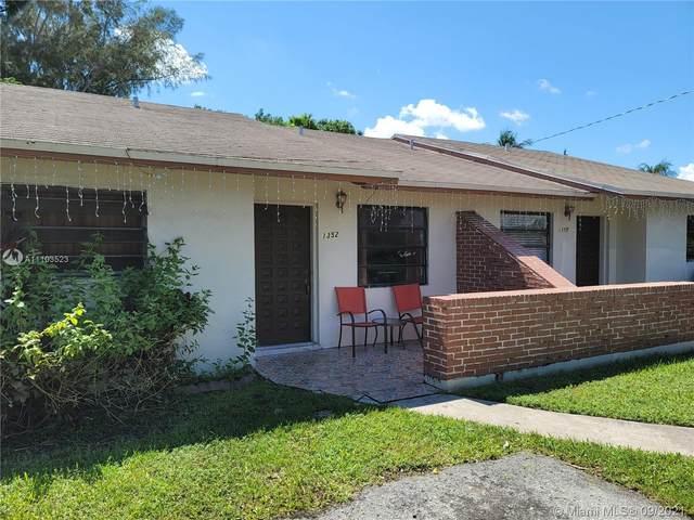 1350 NE 145th St, North Miami, FL 33161 (MLS #A11103523) :: All Florida Home Team