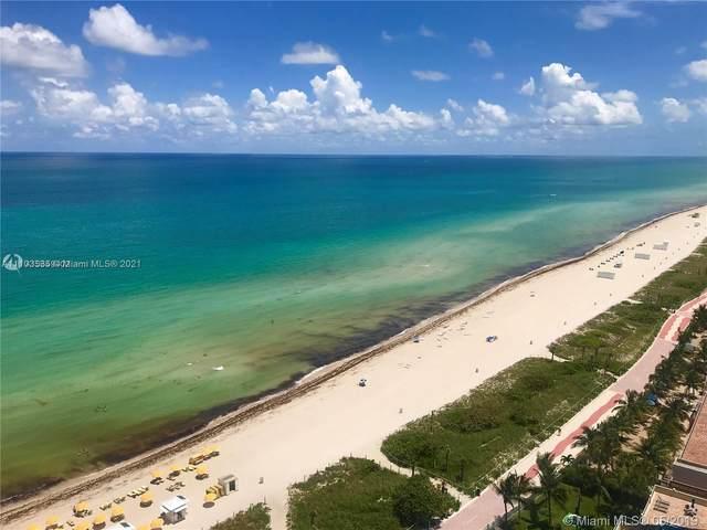 6301 Collins Ave #1408, Miami Beach, FL 33141 (MLS #A11103535) :: Patty Accorto Team