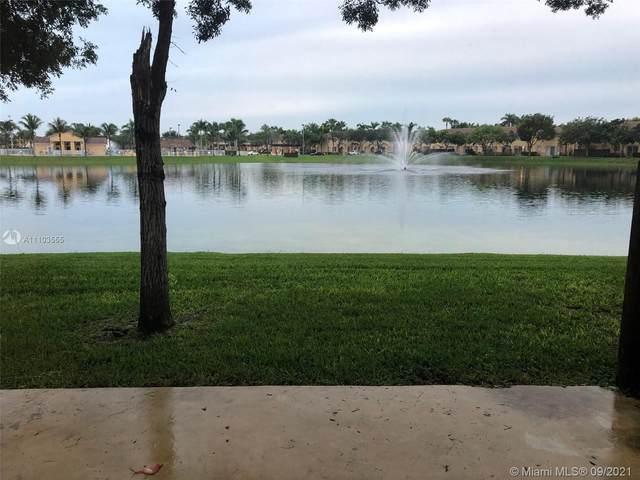 1442 SE 24th Ct #358, Homestead, FL 33035 (MLS #A11103555) :: Green Realty Properties