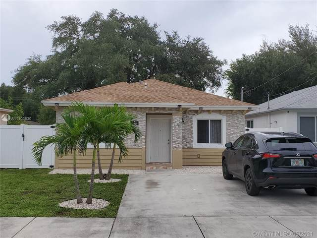 2169 NW 90th St, Miami, FL 33147 (MLS #A11103630) :: Douglas Elliman