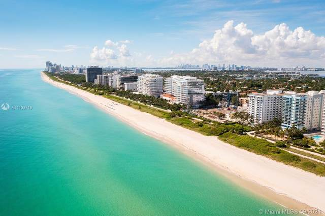 9195 Collins Ave #710, Surfside, FL 33154 (MLS #A11103719) :: The Jack Coden Group