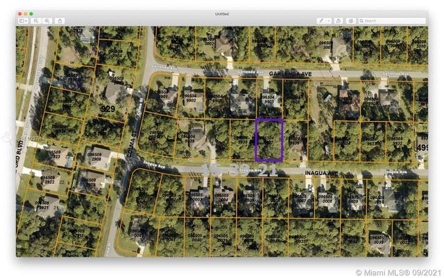 000 Inagua Ave, North Port, FL 34286 (MLS #A11103744) :: Castelli Real Estate Services