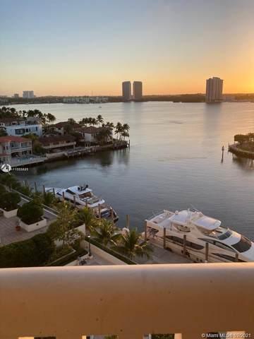 1000 Island Blvd #1007, Aventura, FL 33160 (MLS #A11103821) :: Green Realty Properties