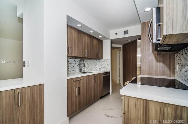 1000 Island Blvd #1410, Aventura, FL 33160 (MLS #A11103830) :: Green Realty Properties