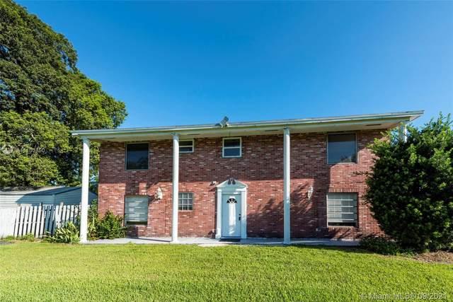 1201 Old Hiatus Rd, Plantation, FL 33323 (MLS #A11103850) :: Green Realty Properties