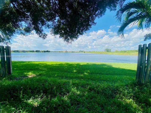 22138 SW 89th Ct #22138, Cutler Bay, FL 33190 (MLS #A11103856) :: THE BANNON GROUP at RE/MAX CONSULTANTS REALTY I