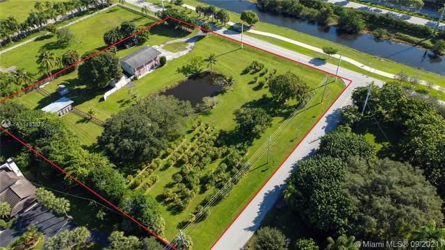 1201 Old Hiatus Rd, Plantation, FL 33323 (MLS #A11103873) :: Green Realty Properties