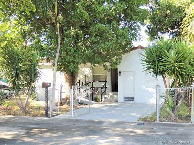 17160 NE 21st Ave, North Miami Beach, FL 33162 (MLS #A11103929) :: Berkshire Hathaway HomeServices EWM Realty