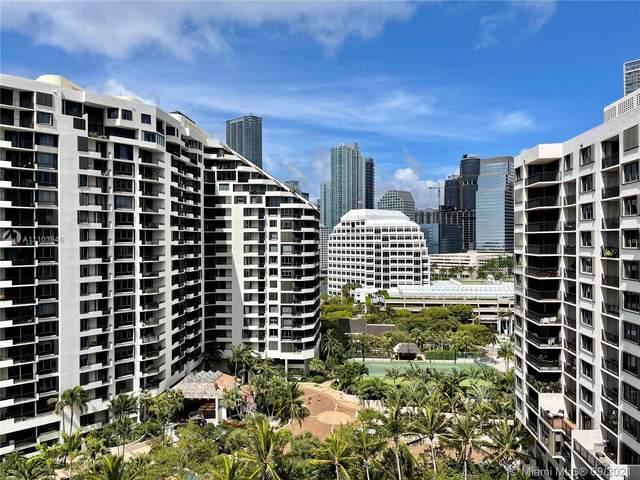 540 Brickell Key Dr #1521, Miami, FL 33131 (MLS #A11103946) :: ONE | Sotheby's International Realty