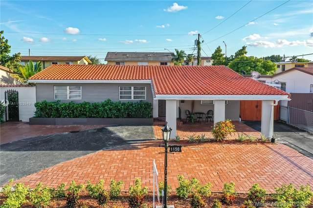 1150 W 28th St, Hialeah, FL 33010 (#A11103949) :: Posh Properties