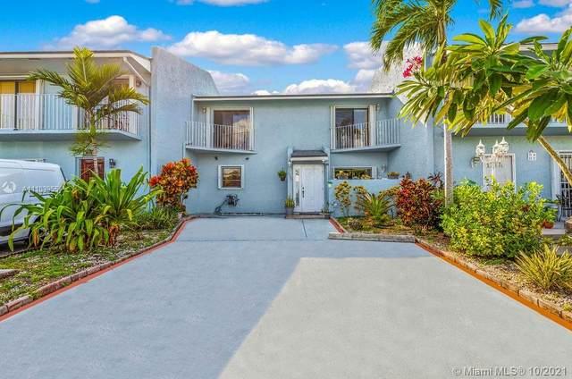 3880 SW 107th Ave 2-6, Miami, FL 33165 (MLS #A11103955) :: Castelli Real Estate Services