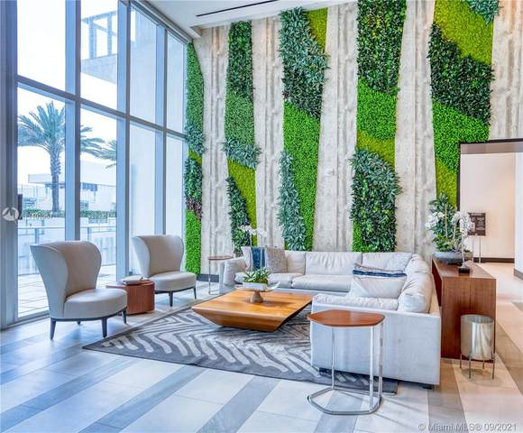 851 NE 1st Ave #812, Miami, FL 33132 (MLS #A11103967) :: Green Realty Properties