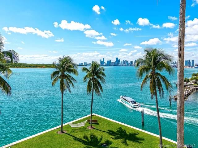 2436 Fisher Island Dr #5306, Miami Beach, FL 33109 (MLS #A11103978) :: Jo-Ann Forster Team
