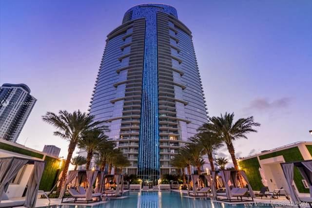 851 NE 1st Ave #3811, Miami, FL 33132 (MLS #A11104000) :: Castelli Real Estate Services