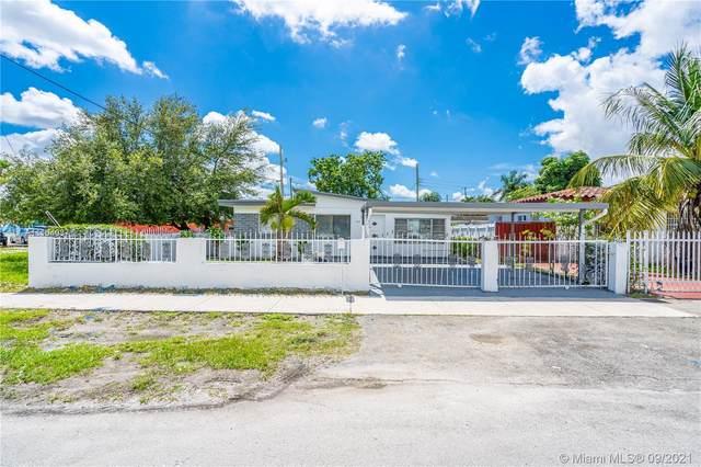 2210 NW 86th Ter, Miami, FL 33147 (MLS #A11104037) :: Castelli Real Estate Services