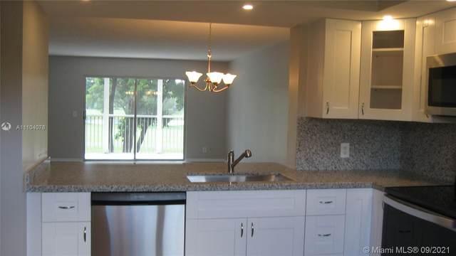 100 SW 130th Ter 206C, Pembroke Pines, FL 33027 (MLS #A11104078) :: Green Realty Properties