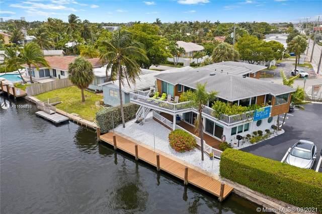 2200 NE 26th St, Fort Lauderdale, FL 33305 (MLS #A11104125) :: Castelli Real Estate Services
