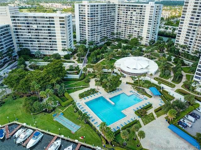 600 Three Islands Blvd #812, Hallandale Beach, FL 33009 (MLS #A11104191) :: Castelli Real Estate Services