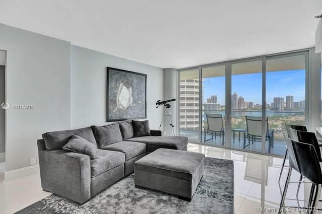 2800 Island Blvd #1205, Aventura, FL 33160 (MLS #A11104218) :: Green Realty Properties