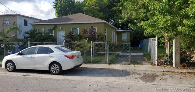 1261 NW 60th St, Miami, FL 33142 (MLS #A11104272) :: The MPH Team