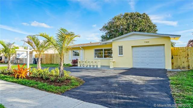 7304 Mckinley St, Hollywood, FL 33024 (MLS #A11104305) :: The Pearl Realty Group