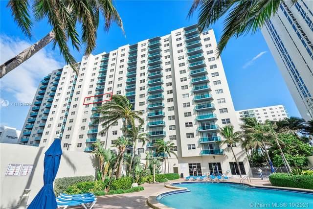 4001 S Ocean Dr 9J, Hollywood, FL 33019 (MLS #A11104326) :: Green Realty Properties