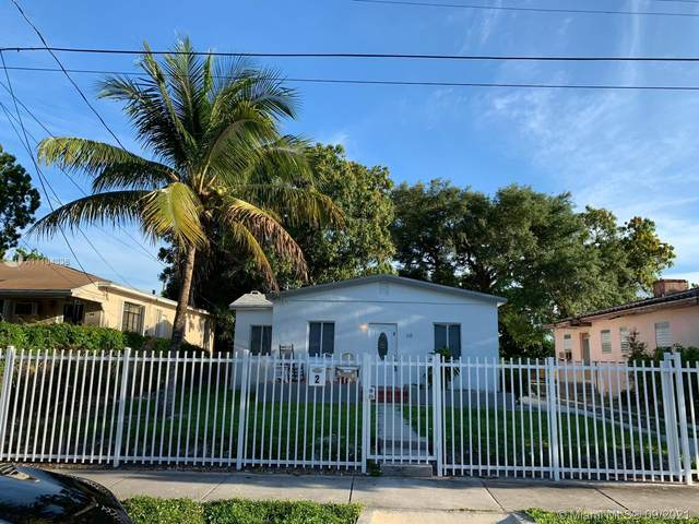68 NW 45th St, Miami, FL 33127 (MLS #A11104336) :: Green Realty Properties