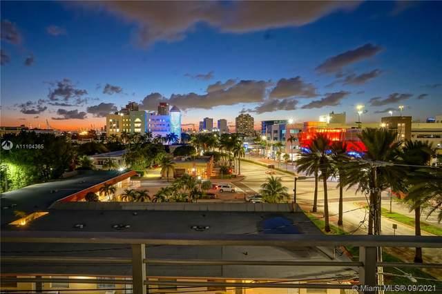 448 Ocean Dr #501, Miami Beach, FL 33139 (MLS #A11104365) :: Green Realty Properties