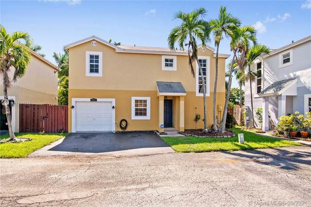9221 SW 147th Ct, Miami, FL 33196 (MLS #A11104379) :: ONE   Sotheby's International Realty