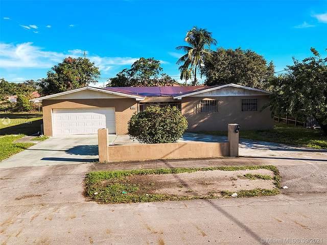 3221 NW 212th St, Miami Gardens, FL 33056 (MLS #A11104401) :: Rivas Vargas Group