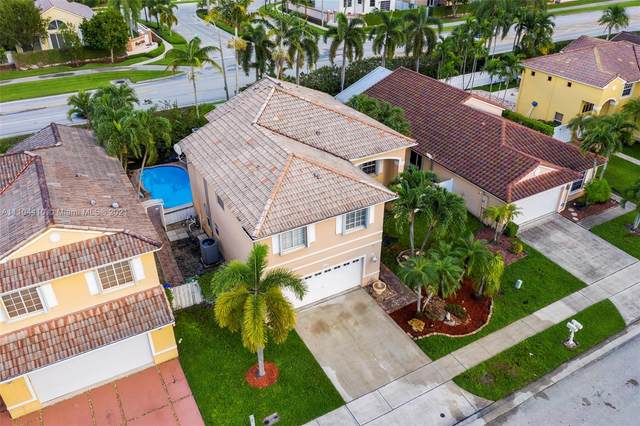 1241 NW 187th Ave, Pembroke Pines, FL 33029 (MLS #A11104410) :: Re/Max PowerPro Realty