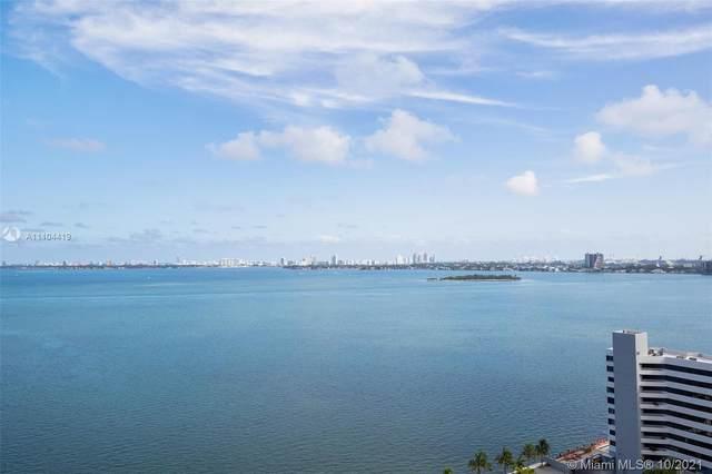 650 NE 32nd St #1806, Miami, FL 33137 (MLS #A11104419) :: Berkshire Hathaway HomeServices EWM Realty