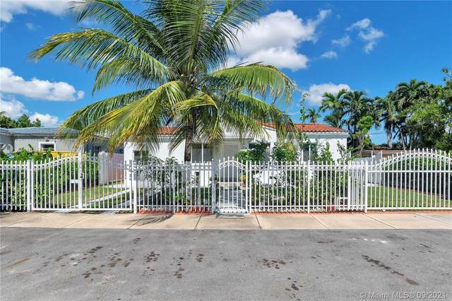 3221 NW 18th St, Miami, FL 33125 (MLS #A11104471) :: Green Realty Properties