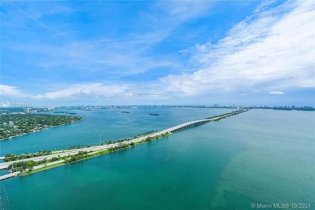 3131 NE 7th #4704, Miami, FL 33137 (#A11104476) :: Posh Properties
