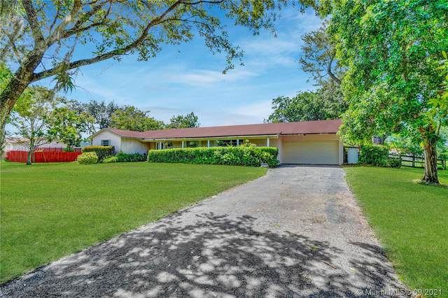 4911 SW 164th Ter, Southwest Ranches, FL 33331 (#A11104519) :: Posh Properties