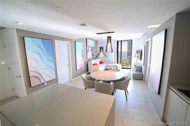 4010 S Ocean Dr R2503, Hollywood, FL 33019 (MLS #A11104558) :: Castelli Real Estate Services