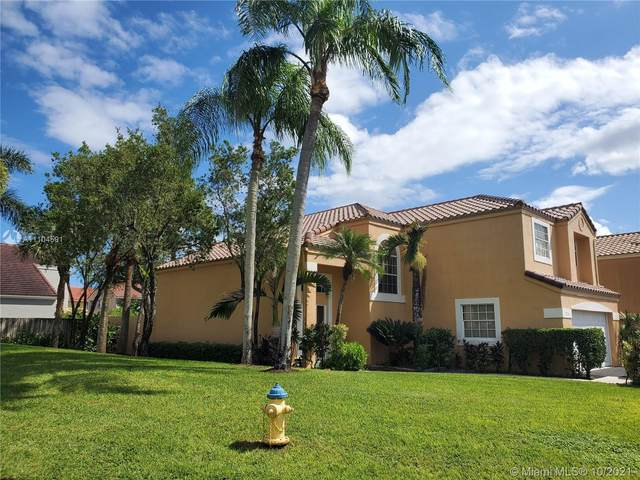 7710 NW 62nd Way, Parkland, FL 33067 (MLS #A11104591) :: Re/Max PowerPro Realty