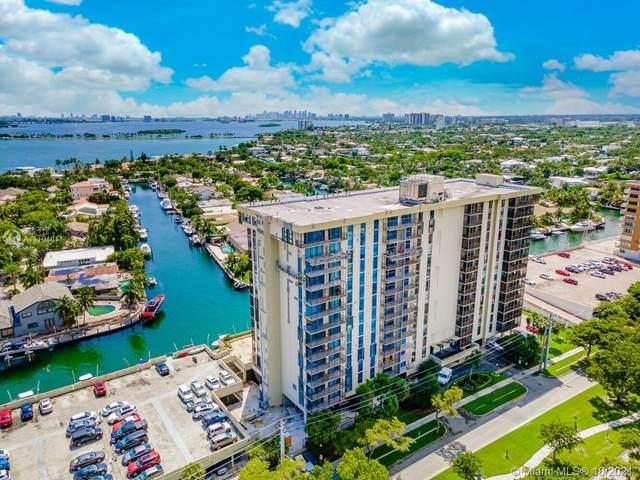 2500 NE 135th St Pc-10, North Miami, FL 33181 (MLS #A11104611) :: All Florida Home Team