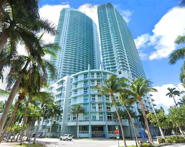 1900 N Bayshore Dr #3711, Miami, FL 33132 (MLS #A11104662) :: Berkshire Hathaway HomeServices EWM Realty