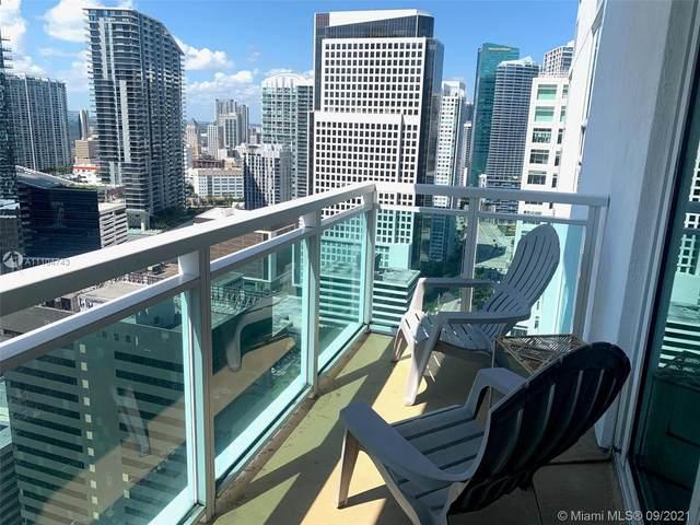 951 Brickell Ave #3403, Miami, FL 33131 (MLS #A11104743) :: Berkshire Hathaway HomeServices EWM Realty