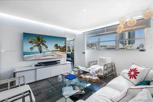 1881 Washington Ave 5D, Miami Beach, FL 33139 (MLS #A11104748) :: Prestige Realty Group