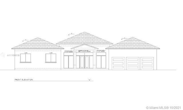 8045 SW 128th St, Pinecrest, FL 33156 (MLS #A11104816) :: Castelli Real Estate Services