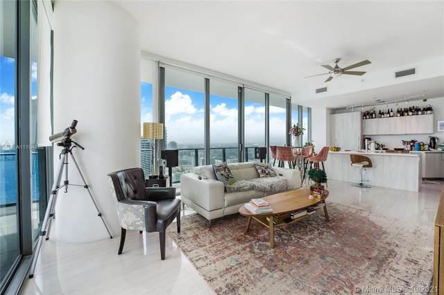 480 NE 31st St #3701, Miami, FL 33137 (MLS #A11104882) :: Berkshire Hathaway HomeServices EWM Realty